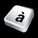 ロゴや文字のサンプルアイコン